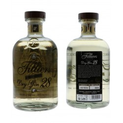 Filliers Dry Gin 28 46% - 0,5L