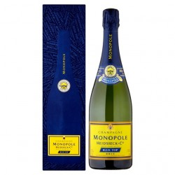 Heidsieck Monopole Blue Top...