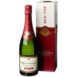 Heidsieck Monopole Red Top...
