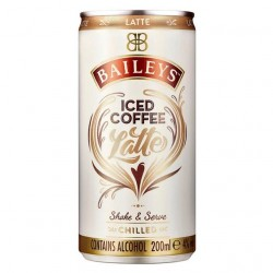 12 x Bailey's Iced Coffee...