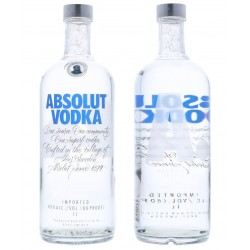Absolut Vodka 40% - 1,0L