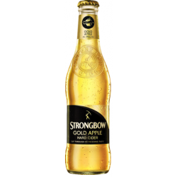 24 x Strongbow Gold Apple...