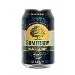 24 x Somersby Blueberry...