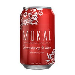 18 x MOKAÏ Strawberry &...