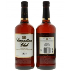 Canadian Club 40% - 1,0L
