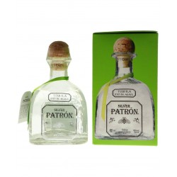 Patron Silver Tequila 40% -...